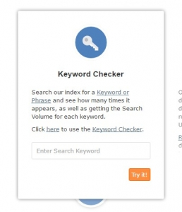 buscar palabras clave majestic keyword checker
