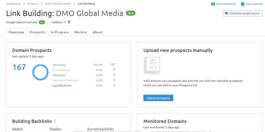 posicionamiento seo buscadores overview link building