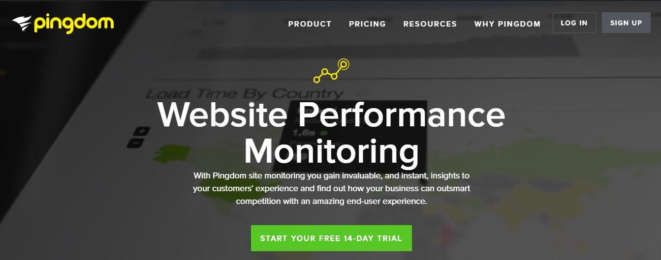 herramientas monitorizacion web pingdom