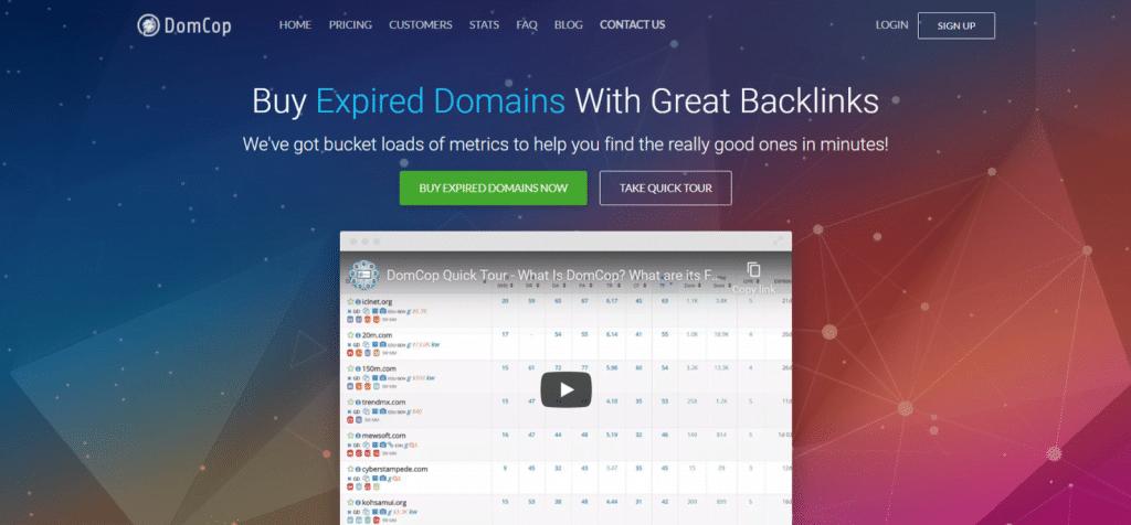 encontrar buscar dominios caducados domcomp
